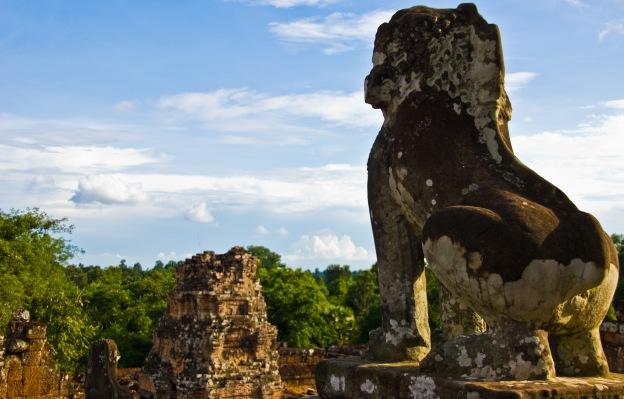 Angkor Watt - Cambodia