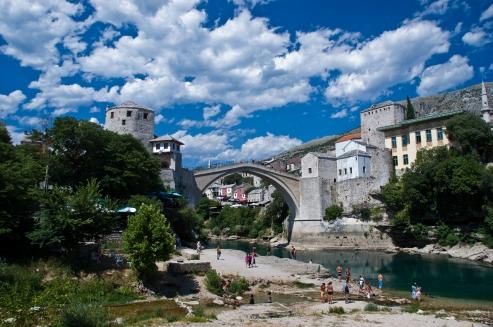 Stari Most, Mostar, Bosnia