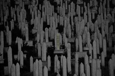 Kovači memorial cemetery, Sarajevo