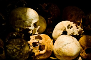 The Killing Fields - Cambodia