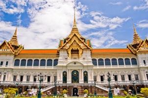 Royal palace - Bangkok, Thailand