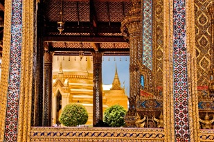 Royal palace - Bangkok, Thailand