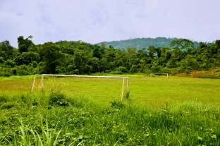 Pitch perfect - Taman Nagara, Malaysia