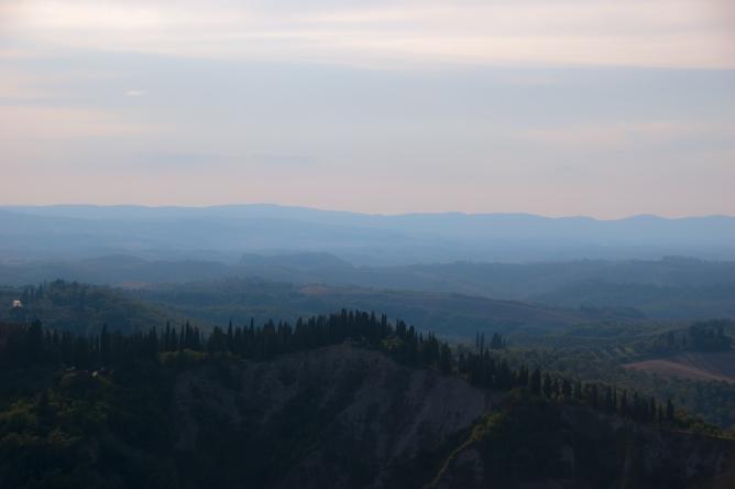 Tuscan Countryside