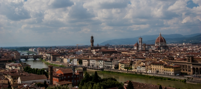 A view on Firenze