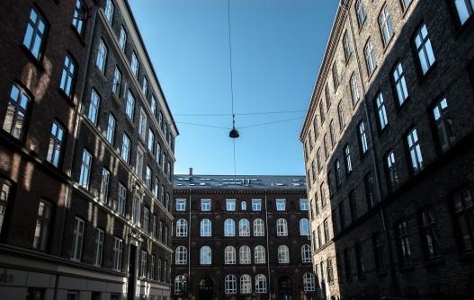 Sortedams Sø - Copenhagen, Denmark