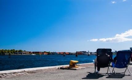 Quayside - Copenhagen, Denmark