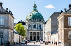 Frederiks Kirke - Copenhagen, Denmark