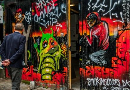 Christiania - Copenhagen, Denmark