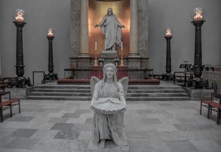Vor Frue Kirke - Copenhagen, Denmark