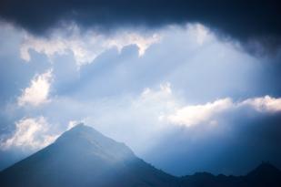 A break in the clouds - Palermo, Sicily