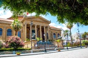 Teatro Massimo - Palermo, Sicily