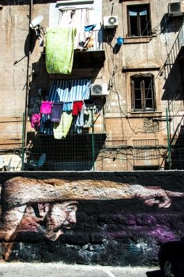 Streetart - Palermo, Sicily