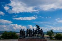 Buchenwald concentration camp memorial