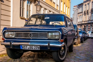 Awesome Opel - Stralsund