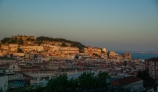 Lisbon at dawn