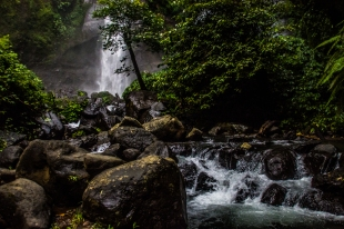 Sekumpul waterfalls